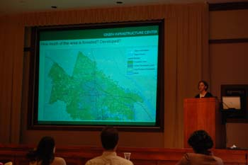 Alisa Hefner (GIC) presents how the GIC applies the VDCR models to the Richmond Region